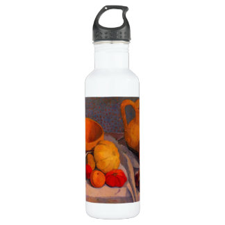 Still life with yellow cup by Modersohn Stainless Steel Water Bottle