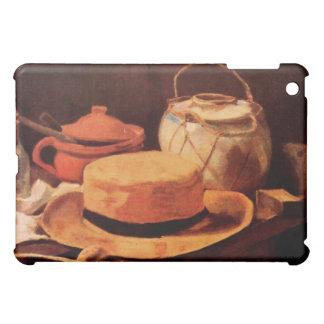 Still Life with Yellow Straw Hat by Van Gogh iPad Mini Case