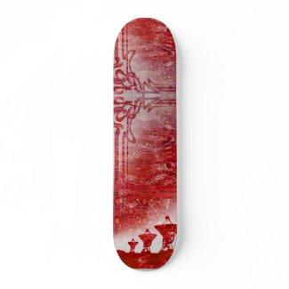 still listening ver. 2 skateboard