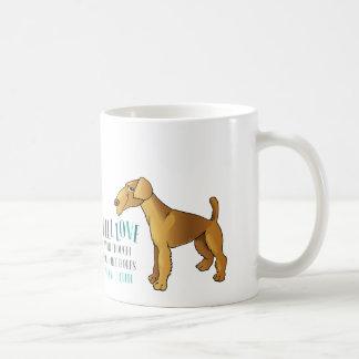 STILL LOVE my Airedale Terrier v2 Coffee Mug