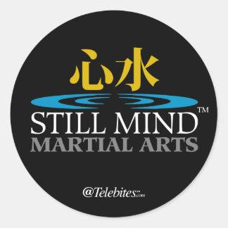 Still Mind Martial Arts™ Logo Stickers