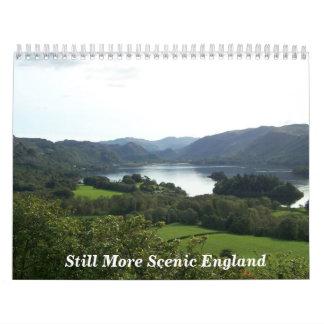 Still More Scenic England Calendar