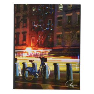 Still Motion New York Panel Wall Art