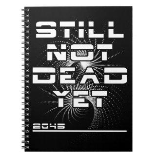 Still Not Dead Yet in 2045 The Singularity Notebook