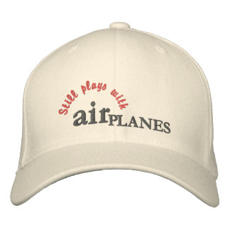 Still plays with air PLANES Hat Baseball Cap