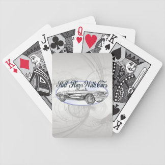 Still Plays With Cars Bicycle Playing Cards