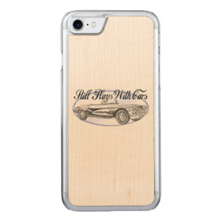 Still Plays With Cars Carved iPhone 7 Case