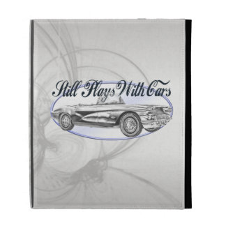 Still Plays With Cars iPad Cases