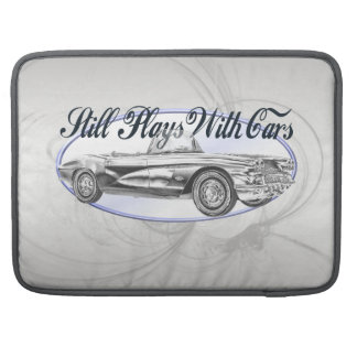 Still Plays With Cars Sleeve For MacBook Pro