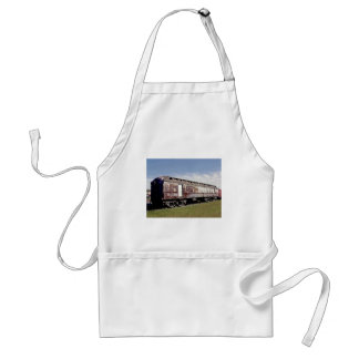 Still Plays With Trains Adult Apron