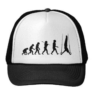 Still Rings Gymnastics Sport Evolution Trucker Hats