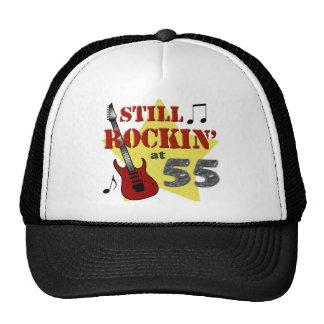 Still Rockin' At 55 Trucker Hat