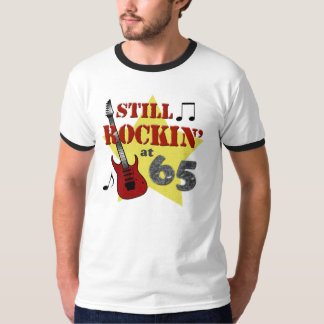 Still Rockin' at 65 Shirts