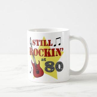 Still Rockin at 80 Coffee Mug