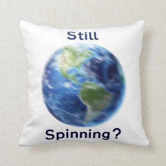 Still Spinning - Cushion