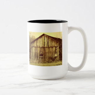 Still Standing Two-Tone Coffee Mug