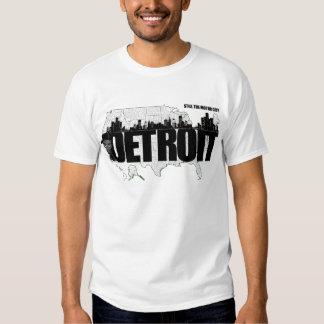 Still the Motor City T-Shirt