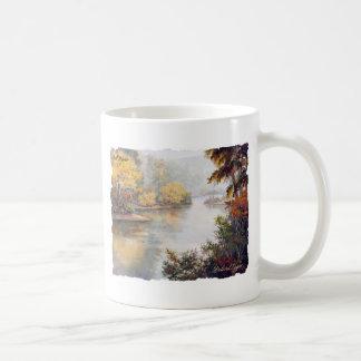 Still Water Coffee Mug Basic White Mug