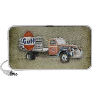 Still Work Vintage Truck iPhone Speaker