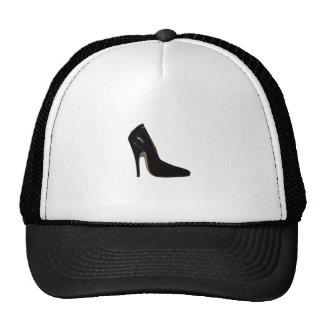 Stilletto Heel Right Side Black The MUSEUM Zazzle Hat