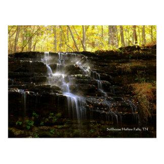 Stillhouse Hollow Falls Postcard