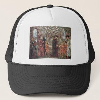 Stillman Messer Ansaldo Showing Madonna Dianova Trucker Hat