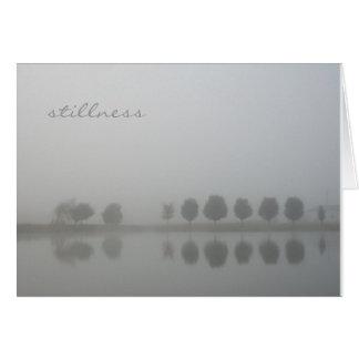Stillness Card