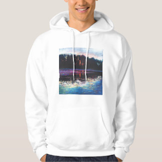 Stillness in the midst 2013 hoodie