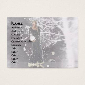 Stillness Within Business Card