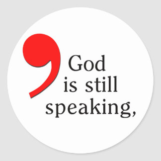 StillSpeaking Stickers