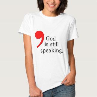 StillSpeaking T-Shirt