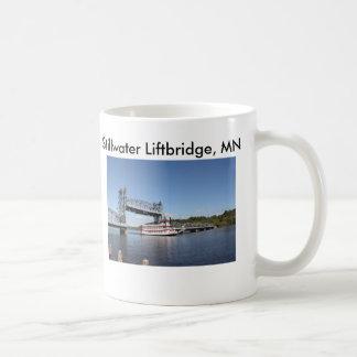 Stillwater Liftbridge, MN, Coffee Mugs