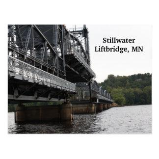 Stillwater Liftbridge, MN Postcard