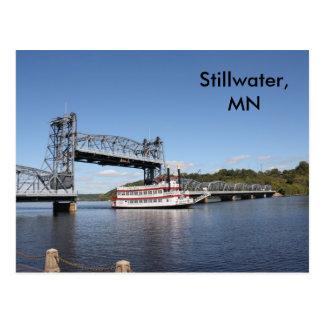 Stillwater, MN Postcard