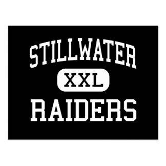Stillwater - Raiders - Junior - Stillwater Postcard