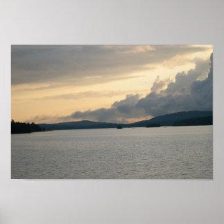 Stillwater Sunset 2003 Poster