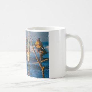 Stilt Fishermen Mug
