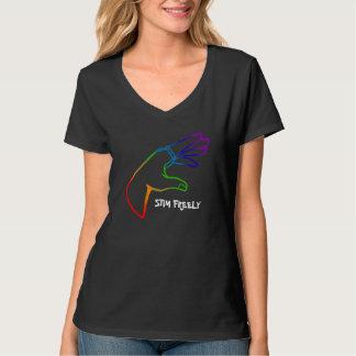 Stim Freely - Autistic Pride Shirts