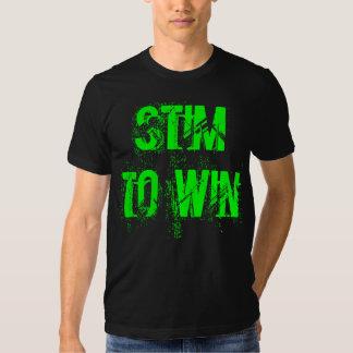 """Stim to Win"" t-shirt"