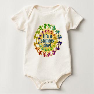 Stimmy Day Baby Bodysuit
