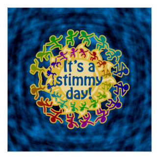 Stimmy Day Posters