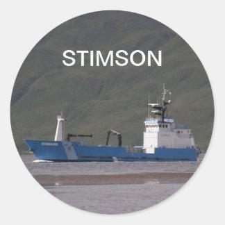 Stimson, Alaska State Troopers Stickers