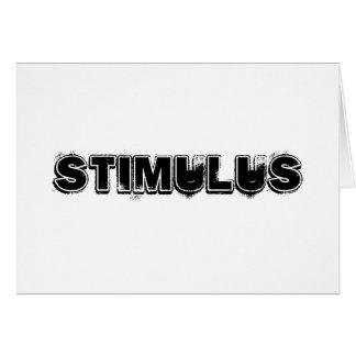Stimulas - Customized Card