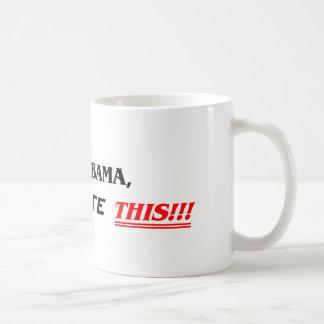 Stimulating mug