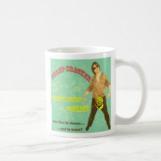 Stimulation Package Classic White Coffee Mug