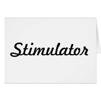 Stimulator Card
