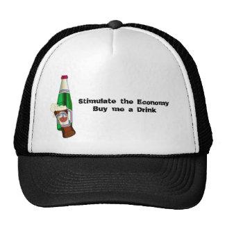 Stimulus Drink Trucker Hat