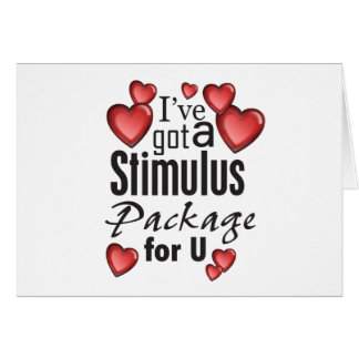 Stimulus Package for U Card