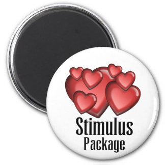 Stimulus Package Magnet