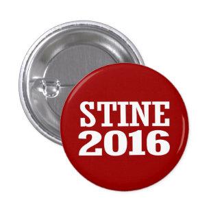Stine - Kevin Stine 2016 1 Inch Round Button